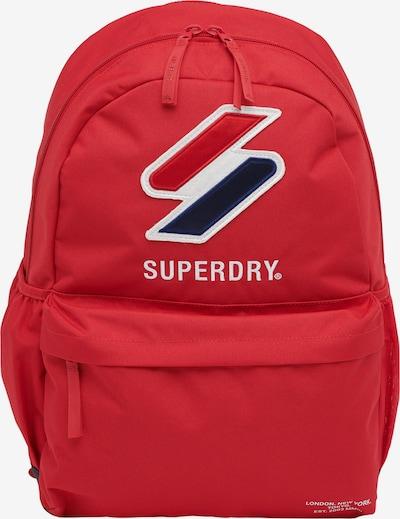 Superdry Rugzak in de kleur Blauw / Rood, Productweergave