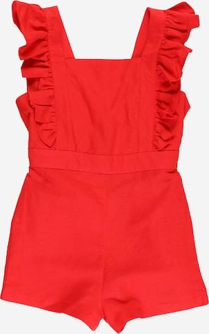 Bardot Junior Overall in Rot