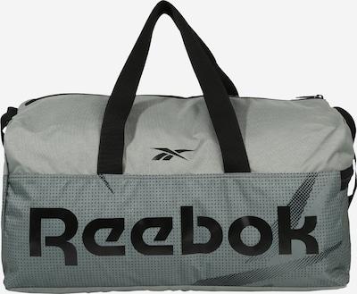 REEBOK Sporttasche 'ACT CORE' in pastellgrün / schwarz, Produktansicht