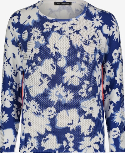Betty Barclay Sweater in Blue / White, Item view