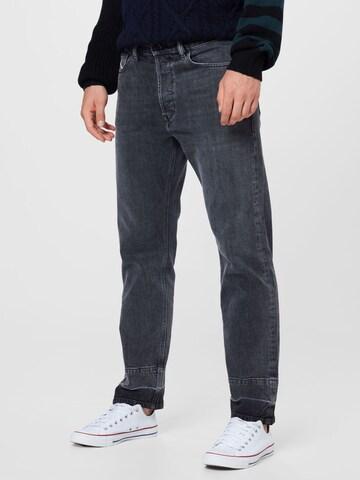 DIESEL Jeans 'MACS' in Grau