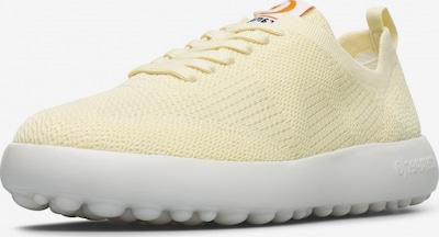 CAMPER Sneaker in hellgelb, Produktansicht