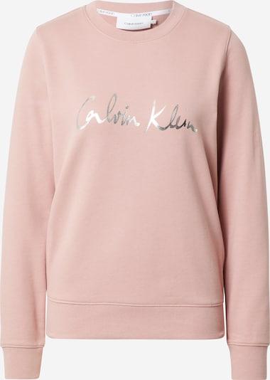 Calvin Klein Mikina - ružová / strieborná, Produkt