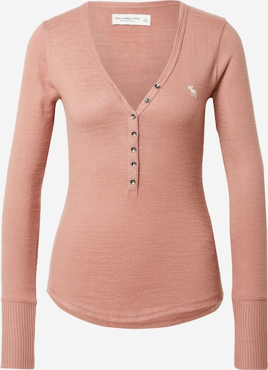 Abercrombie & Fitch Pullover in rosé, Produktansicht