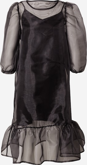 SISTERS POINT Robe de cocktail 'PENA' en noir, Vue avec produit