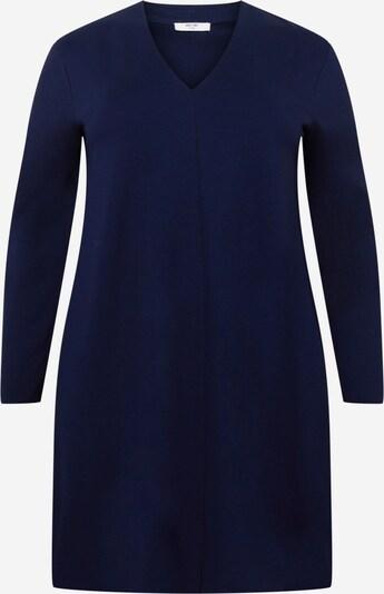 ABOUT YOU Curvy Kleid 'Carina' in dunkelblau, Produktansicht