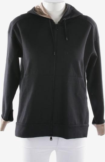 Brunello Cucinelli Sweatjacke in XS in braun / schwarz, Produktansicht