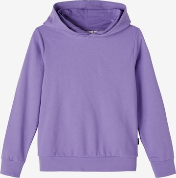 Sweat-shirt NAME IT en violet