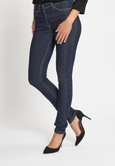 LauRie Jeans 'Laura' in blau, Modelansicht