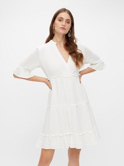 Y.A.S Kleid 'Lima' in weiß, Modelansicht