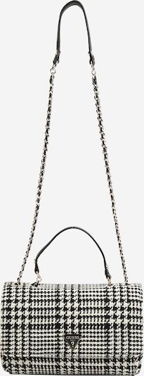 GUESS Umhängetasche 'CESSILY' in schwarz / weiß, Produktansicht