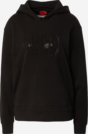 HUGO Sweatshirt 'Dasara' in Black, Item view