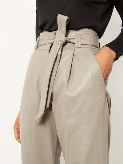 Aligne Pantalón plisado 'Belinda' en gris humo, Vista del producto