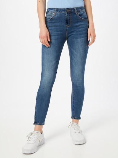 Hailys Jeans 'Amania' in blue denim, Modelansicht