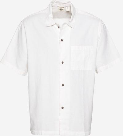 Dockers Overhemd in de kleur Wit, Productweergave