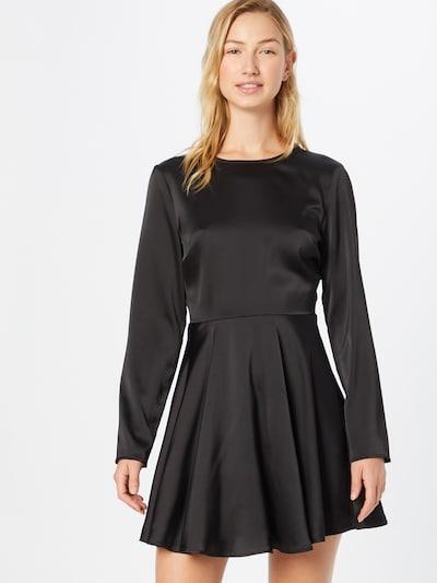 Gina Tricot Koktel haljina 'Emmy' u crna, Prikaz modela