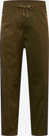 DIESEL Hose 'BRIGGS' in khaki / oliv, Produktansicht