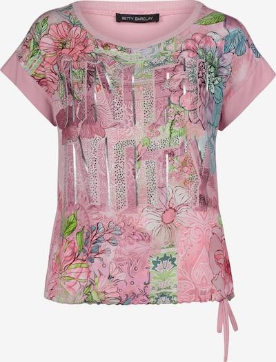 Betty Barclay Blusenshirt mit Tunnelzug in pink, Produktansicht