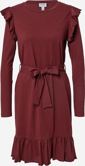 Suknelė iš VERO MODA, spalva – vyno raudona spalva, Prekių apžvalga