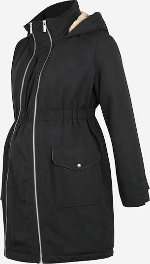 MAMALICIOUS Parka 'Kiara 2in1' in schwarz, Produktansicht