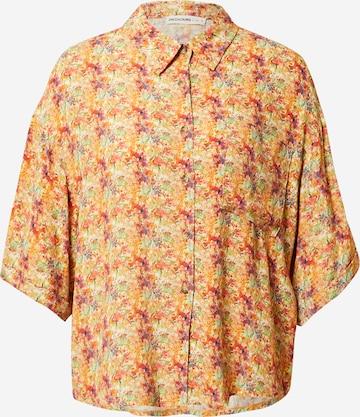 24COLOURS Bluse in Mischfarben