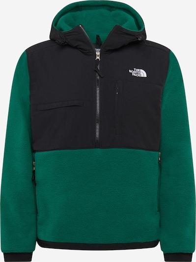 THE NORTH FACE Trui 'DENALI 2' in de kleur Groen / Zwart / Wit, Productweergave