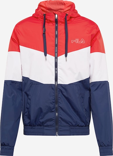 Geacă sport 'LARRY' FILA pe navy / roșu / alb, Vizualizare produs