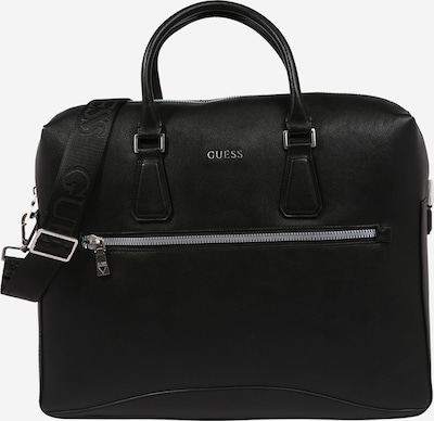 GUESS Document bag 'Scala' in black, Item view