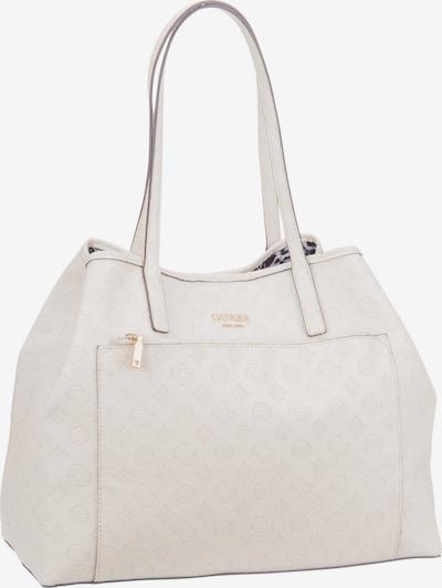 GUESS Shopper torba 'Vikky' u svijetlobež / prljavo bijela, Pregled proizvoda