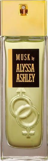 Alyssa Ashley Eau de Parfum 'Musk' in transparent, Produktansicht
