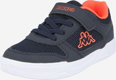 Sneaker 'DALTON' KAPPA pe bleumarin / portocaliu, Vizualizare produs