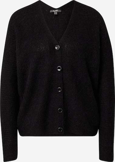 Giacchetta Esprit Collection di colore nero: Vista frontale