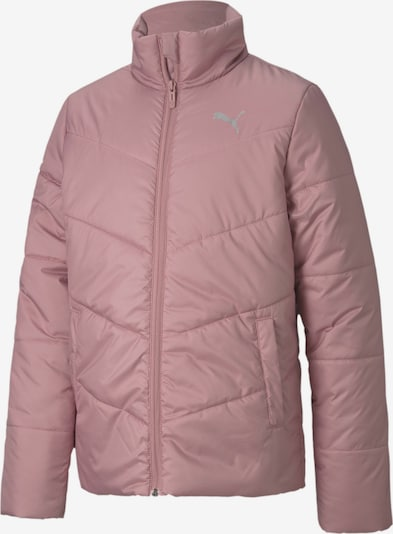 PUMA Jacke in pink, Produktansicht