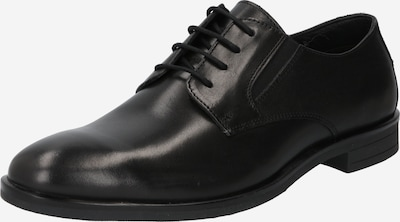 ABOUT YOU Chaussure à lacets 'Adam' en noir, Vue avec produit