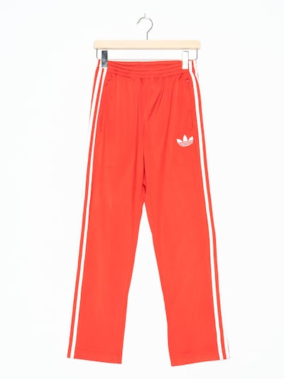 ADIDAS Trainingshose in XS-S in rot, Produktansicht