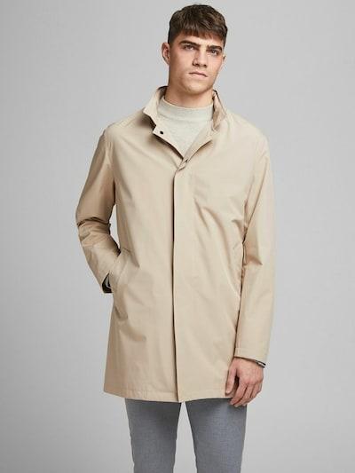 JACK & JONES Mantel in creme, Modelansicht