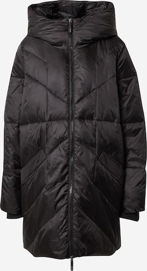 Noisy may Manteau d'hiver 'NMFELLA LONG L/S JACKET DOWN SP' en noir, Vue avec produit
