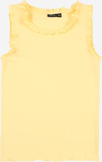 LMTD Haut 'Nunne' en jaune, Vue avec produit