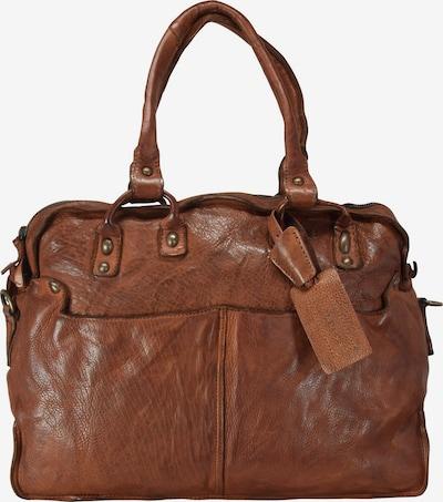 Harold's Handtasche 'Submarine' in braun, Produktansicht