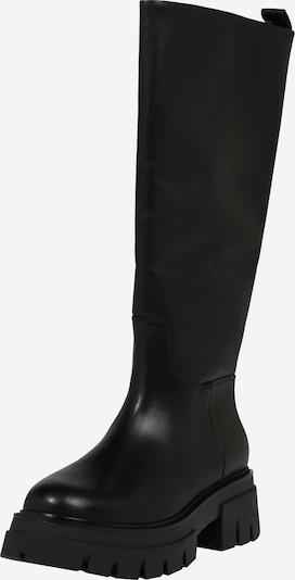 ASH Bottes en noir, Vue avec produit