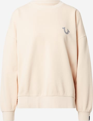 Sweat-shirt True Religion en rose