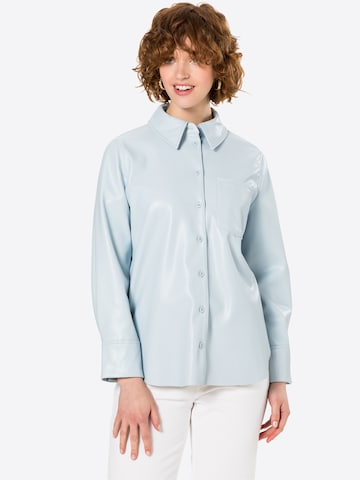 Gina Tricot Blouse 'Alice' in Blue