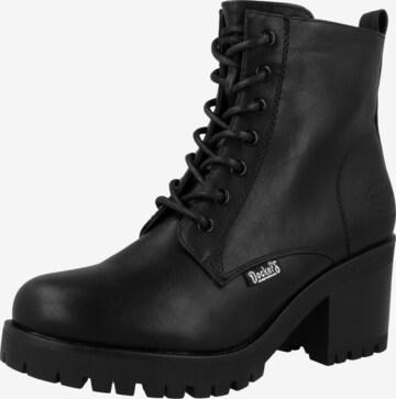 Dockers by Gerli Boots i svart