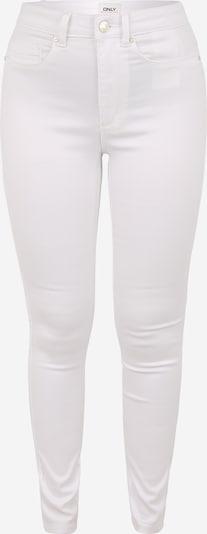 Only (Petite) Jeans 'ROYAL' in de kleur Wit, Productweergave