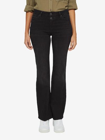 ESPRIT Jeans in de kleur Zwart, Modelweergave