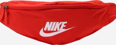 Borsetă Nike Sportswear pe roșu / alb, Vizualizare produs