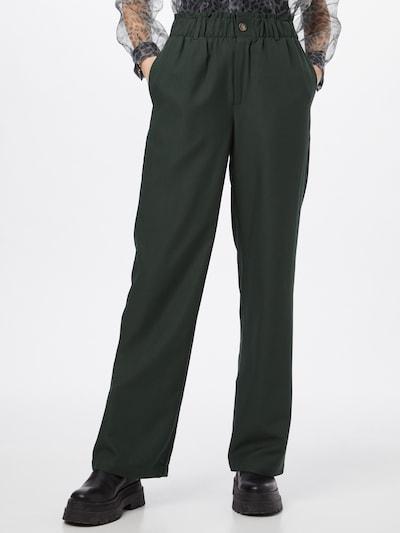 minimum Kalhoty 'Kolina' - tmavě zelená, Model/ka