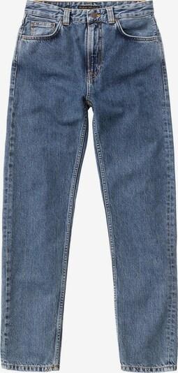 Nudie Jeans Co Hose ' Breezy Britt ' in hellblau, Produktansicht