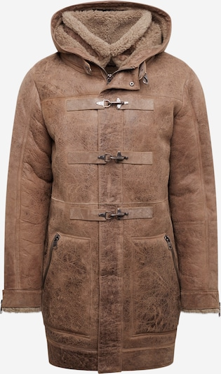 tigha Zimný kabát 'Forest' - hnedá, Produkt