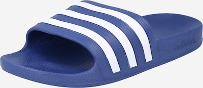 ADIDAS PERFORMANCE Plážové / kúpacie topánky 'ADILETTE AQUA' - modrá / biela, Produkt
